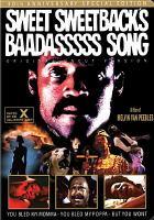 Sweet Sweetback%27s baad asssss song