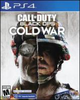Call of duty: Black Ops: Cold War.