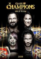 Clash of champions 2020. Gold rush.