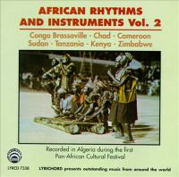 African Rhythms And Instruments