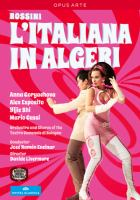 Rossini: l'italiana in algeri (DVD)