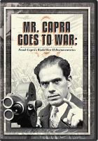Mr. Capra Goes to War