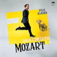 Horn concertos no. 1-4