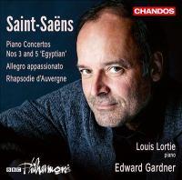 Piano concertos nos. 3 and 5, etc