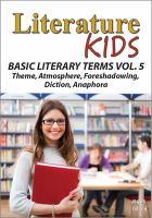 Basic Literary Terms