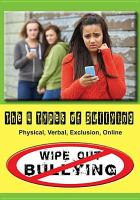 Wipe Out Bullying