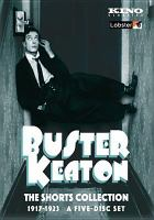 Buster Keaton, the shorts collection, 1917-1923