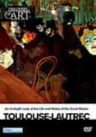 DISCOVERY OF ART: TOULOUSE-LATREC (DVD)