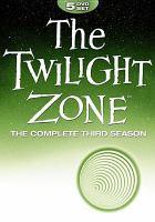 TWILIGHT ZONE: SEASON THREE (DVD)