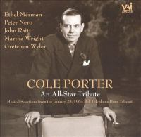 Cole Porter An All-star Tribute