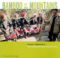 Bamboo on the mountains