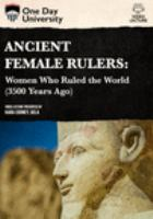 Ancient Female Rulers