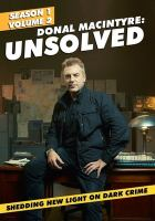 Donal Macintyre, Unsolved