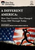 A Different America