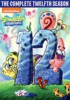 SPONGEBOB SQUAREPANTS SEASON 12 (DVD)