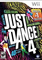 Just dance 4 [interactive multimedia (video game for Wii)]