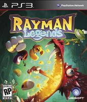 Rayman legends [interactive multimedia (video game for PS3)].