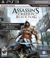 Assassin's creed IV [interactive multimedia (video game for PS3)] : black flag.