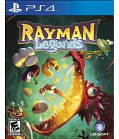 Rayman legends [interactive multimedia (video game for PS4)].