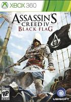 Assassin's creed IV [interactive multimedia (video game for Xbox 360)] : black flag.