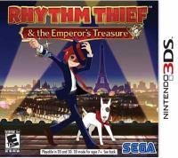 Rhythm thief & the emperor's treasure [interactive multimedia (video game for Nintendo 3DS)].