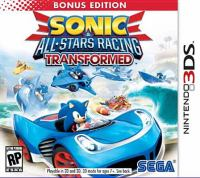 Sonic & all-stars racing transformed [interactive multimedia (video game for Nintendo 3DS)].