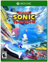 Team Sonic racing [electronic resource (video game for Xbox One)].