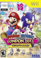 Mario & Sonic at the London 2012 Olympic games [interactive multimedia (video game for Wii)].