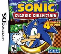 Sonic classic collection [interactive multimedia (video game for Nintendo DS)] : 4 games in one.