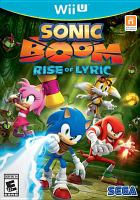 Sonic Boom. Rise of Lyric [interactive multimedia (video game for Wii U)].