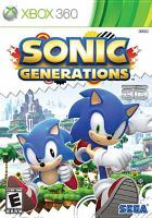 Sonic generations [interactive multimedia (video game for Xbox 360)].