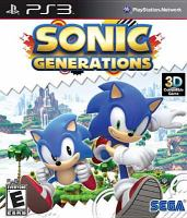 Sonic generations [interactive multimedia (video game for PS3)].
