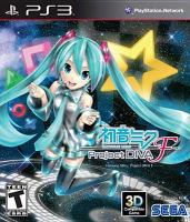 Hatsune Miku [interactive multimedia (video game for PS3)]. Project DIVA F.
