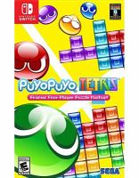 Puyopuyo Tetris [electronic resource (video game for Nintendo Switch)]