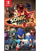 Sonic forces [electronic resource (video game for Nintendo Switch)]
