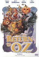 Return to Oz [videorecording (DVD)]