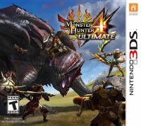 Monster hunter. 4, Ultimate [interactive multimedia (video game for Nintendo 3DS)].