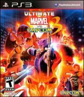Ultimate Marvel vs. Capcom. 3 [interactive multimedia (video game for PS3)].