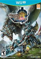 Monster hunter 3 : [interactive multimedia (video game for Wii U)]. ultimate.