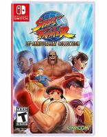 Street Fighter: 30th Anniversary Collection [electronic resource (video game for Nintendo Switch)]