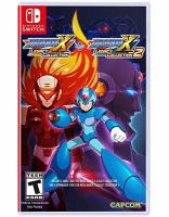 Mega man X legacy collection 1 & 2 [electronic resource (video game for Nintendo Switch].