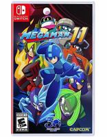 Mega Man 11 [electronic resource (video game for Nintendo Switch)]