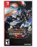 Monster hunter generations ultimate [electronic resource (video game for Nintendo Switch)].