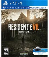 Resident evil VII [electronic resource (video game for PS4)] : biohazard.