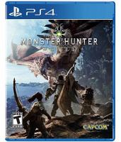 Monster hunter. World [electronic resource (video game for PS4)].