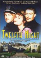 Twelfth night, or, What you will [videorecording (DVD)]