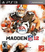 Madden NFL 12 [interactive multimedia (video game for PS3)].
