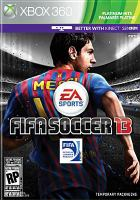 FIFA soccer 13 [interactive multimedia (video game for Xbox 360)].