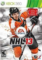 NHL 13 [interactive multimedia (video game for Xbox 360)].
