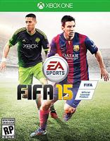 FIFA15 [interactive multimedia (video game for Xbox One)].